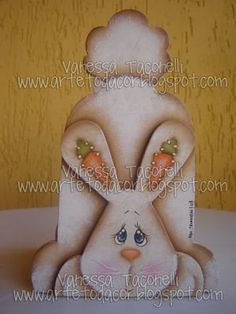 Wood crafts decoration easter bunny 26 Ideas for 2020 Spring Projects, Easter Projects, Spring Crafts, Holiday Crafts, Holiday Decorations, Rabbit Crafts, Bunny Crafts, Easter Crafts, Easter Art