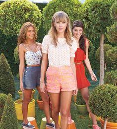 Este estilo estadounidense tan estereotipado. | La clasificación definitiva de los pantalones cortos de Taylor Swift