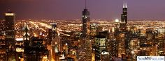 #Cities #Chicago - Facebook Timeline Cover Photos/Skins