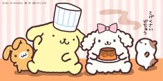 Pomupomu pudding [official] (@purin_sanrio)   Twitter Sanrio Wallpaper, Hello Kitty Wallpaper, Hello Kitty Art, Pochacco, My Melody, Little Twin Stars, Plushies, Dumb And Dumber, Sanrio Characters