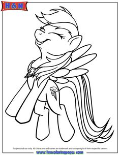 my little pony coloring pages - Google-søgning