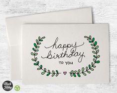 bday cards for boyfriend ; bday cards for friend ; bday cards for dad ; bday cards for mom ; bday cards for best friend ; bday cards for grandma Happy Birthday Cards Handmade, Best Friend Birthday Cards, Creative Birthday Cards, Simple Birthday Cards, Dad Birthday Card, Bday Cards, Birthday Greetings, Birthday Ideas, Birthday Cake