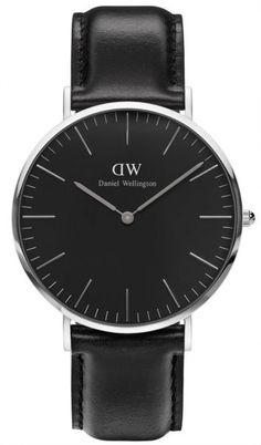78e66879aba Daniel Wellington Classic Black Sheffield DW00100133
