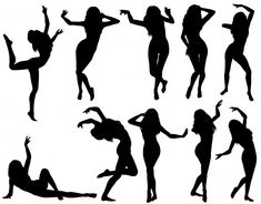 Dance Silhouette, Shadow Silhouette, Woman Silhouette, Shadow Drawing, Dance Rooms, Witch Tattoo, Woman Drawing, Drawing Women, Dance Project