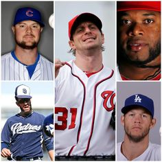 A refresher course on every NL Opening Day starter