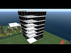 second life and open sim hotel 1 by LINO'S CO How to build and the feautures