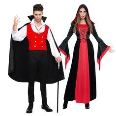 Pareja Vampiros Sectarios #parejas #disfraces #carnaval #novedades2016