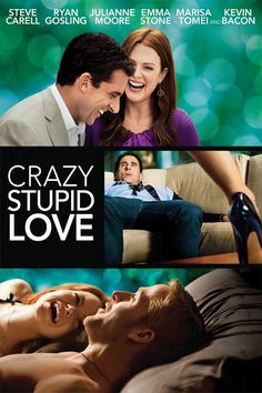 Crazy Stupid Love. I could watch this one over and over. Love the chemistry between Ryan Gosling and Emma Stone.