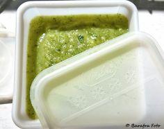Barafras Kochlöffel: Basis für Zucchini-Cremesuppe (auch zum Einfrieren)
