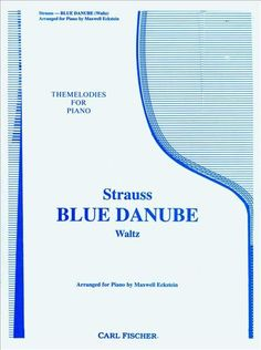 Blue Danube (Solo Part)
