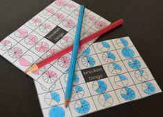 breuken oefenen bingo spel Ed Game, Busy Boxes, 4th Grade Math, Creative Teaching, Primary School, Fun Learning, Mathematics, Art For Kids, Homeschool