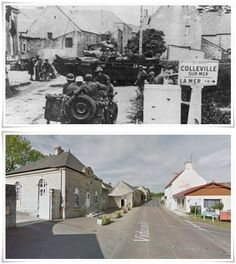 Colleville sur mer  Francia Bassa Normandia #NORMANDIA1944