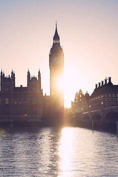 Hello sunny London!