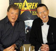 Shatner & Nimoy