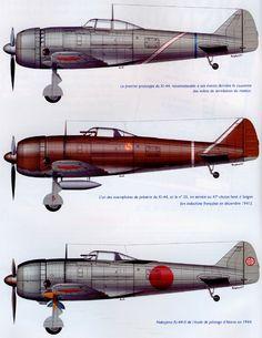Nakajima Ki 44 Tojo - Redux