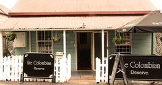 Betty's Espresso, South Brisbane. A nostalgic espresso experience! Brisbane Cafe, News Cafe, Espresso Bar, Cafe Style, Cottage Homes, Beach Cottages, Store Fronts, Coffee Shop, Restaurants