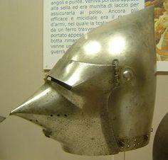 Bascinet 1400 Palais de Venise Rome