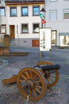 Der Hornberger Schießen Weg - ein Ausflugstipp für die ganze Familie Cannon, Blog, Spa, Black Forest, Tips, Blogging
