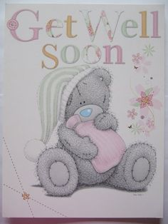 LARGE ME TO YOU TATTY TED PRETTY COLOURFUL GET WELL SOON GREETING CARD Get Well Greeting Cards http://www.amazon.co.uk/dp/B009VHLUT8/ref=cm_sw_r_pi_dp_k30Ywb0GGCANK
