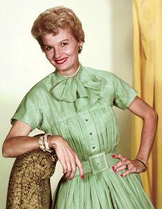 Barbara Billingsley 1915-2010 (polymyalgia)