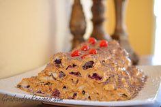"Dulche de Leche Cherry ""Gorka"" cake~ DELISH!!!"