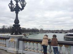 París con niños, 2ª parte