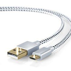 2,0 m micro USB Kabel