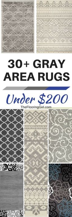 30 Gray Area Rugs For Under 200 Where To Inexpensive And Affordable