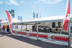Strefa Motointegrator Team na 75. Rajdzie Polski - rundzie WRC.