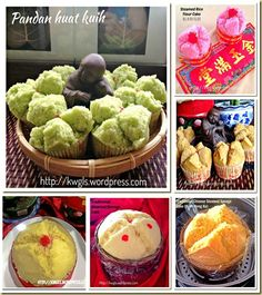 Discover Exactly how to make Chinese Food Treat Indonesian Desserts, Asian Desserts, Asian Recipes, Chinese Desserts, Asian Foods, Dessert Dishes, Dessert Recipes, Cake Recipes, Chinese Steam Cake Recipe
