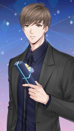 love and producer Cool Anime Guys, Hot Anime Boy, Handsome Anime Guys, I Love Anime, Anime Couples Drawings, Anime Couples Manga, Manga Anime, Anime Picture Boy, Fanarts Anime
