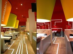 Aeropalich restaurant by Architectural Bureau Khramova, Russia