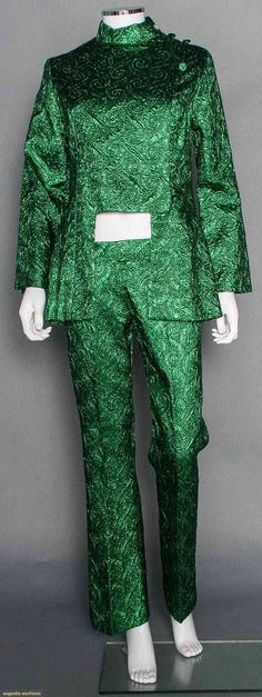 Apple Boutique Pants Suit, London, 1968, Augusta Auctions, November 12, 2014