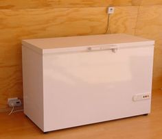 How To Convert A Chest Freezer To A Refrigerator To Save TONS Of Energy - The originator of this project got his fridge to use less than .1kW/hr, turning on for only a few minutes a day!