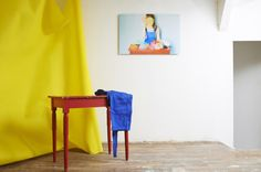 True Colors, Sophie Delaporte exhibition at Galerie Jospeh, Paris, March 2015.