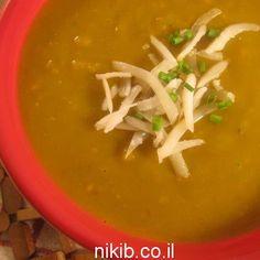 מרק אפונה יבשה / צילום : ניקי ב