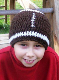 Crochet Patterns For Football Hats Crochet Newborn Hats Baby