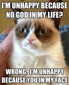 """Grumpy Cat"" 