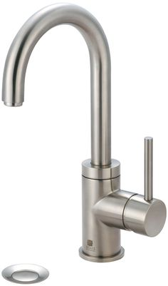 Motegi Single Handle Deck Mounted Bathroom Faucet