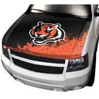 Cincinnati Bengals Car / Truck Hood Cover ::: New Item Just Out