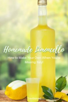 Italian Limoncello Recipe: How To Make the Authentic Kind Your Foodie Friends Will Love! Italian Limoncello Recipe: How To Make the Authentic Kind Your Foodie Friends Will Love! Authentic Limoncello Recipe, Italian Limoncello Recipe, Homemade Limoncello, Limoncello Cocktails, Making Limoncello, Cocktail Drinks, Fun Drinks, Cocktail Recipes, Healthy Recipes