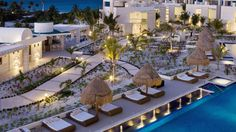 The Beloved Hotel in Playa Mujeres, Mexico