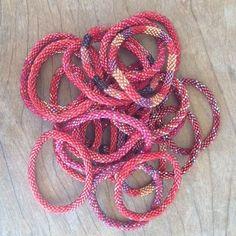 Roll-on Bracelets Trio – Fire