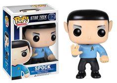 Pop! TV: Star Trek - Spock | Funko