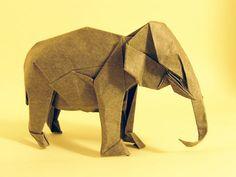 """""""Asiatic Elephant"""" by Satoshi Kamiya"""