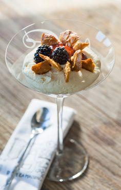 #recipe #White #Chocolate Mousse Rivièra Maison East Coast Café The Hague