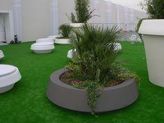 Gio Piatto, planter, garden, patio, terrace
