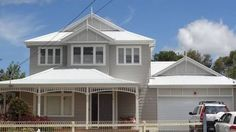 dulux flooded gum exterior - Google Search