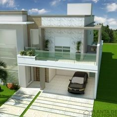 Casa Real, Own Home, Ideas Para, House Plans, Construction, House Design, Architecture, House Styles, Cs