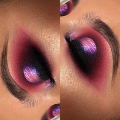bittersweet palette kiss me, black velvet shadow fantasy pigment Evissa lashes dark brown brow pomade shadow base Makeup Trends, Makeup Inspo, Makeup Inspiration, Makeup Ideas, Makeup Tips, Glam Makeup Look, Beauty Makeup, Hair Makeup, Eyeshadow Designs